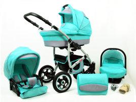 Modulare Kinderwagen