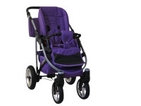 Kinderwagen 3in1 2in1 Set Isofix Buggy Kombikinderwagen Q-Step by SaintBaby