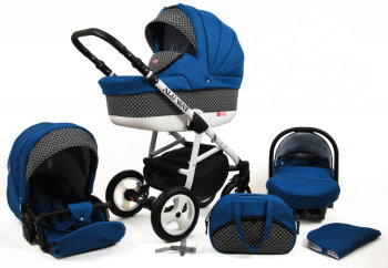 Travel System Stroller Pram Pushchair 2in1 3in1 Set...