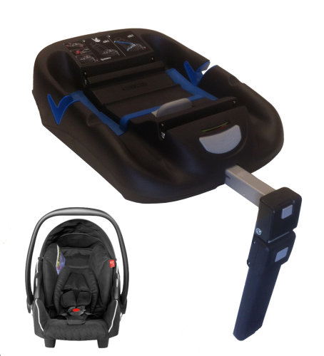 Isofix option to our strollers