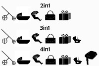 Travel System Stroller Pram Pushchair 2in1 3in1 Set Isofix D-Deluxe by SaintBaby