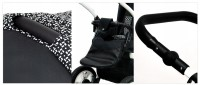 Kinderwagen 3in1 2in1 Set Isofix Buggy Autostoel Queen by SaintBaby
