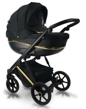 Kinderwagen 3in1 2in1 Set Isofix Buggy Babywanne Autositz...