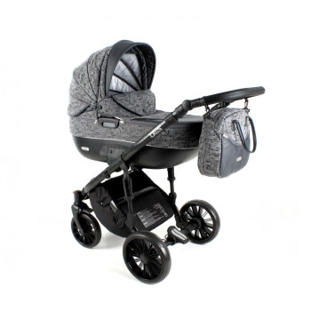 Travel System Stroller Pram Pushchair 2in1 3in1 Set Isofix Ottis by SaintBaby