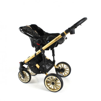 Kinderwagen 3in1 2in1 Set Isofix Buggy Babywanne Autositz Ottis Go by SaintBaby