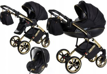 SaintBaby Pram Pushchair Travel System Daytona GT 2in1...