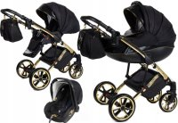 SaintBaby Pram Pushchair Travel System Daytona GT 2in1 3in1 Isofix Infant Car Seat combi buggy
