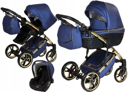 SaintBaby passeggino Youkon GT 2in1 3in1 Isofix seggiolino per bambini passeggino combi buggy