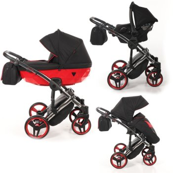 SaintBaby wandelwagen Junama Diamond S-Line 2in1 3in1...