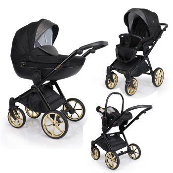 SaintBaby Pram Pushchair Travel System Talismann 2in1...
